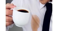 Как удалить кофейные пятна с синтетической и хлопчатобумажной ткани