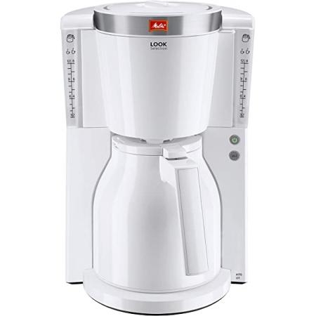 Капельная кофеварка Look Therm Deluxe Black/White 1011-14/13 EU