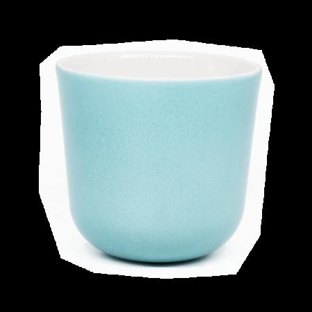 Чашка фарфоровая (бирюзовая) ES Cup