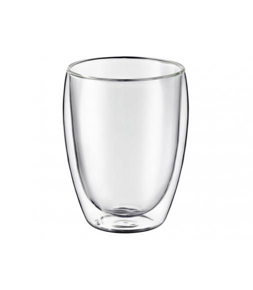 Стакан для капучино и латте (стекло)