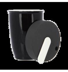 Кружка фарфоровая Loveramics Nomad черная 250 мл