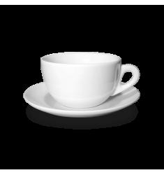 Чашка для латте с блюдцем Ancap