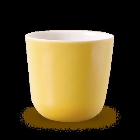Чашка фарфоровая (жёлтая) ES Cup