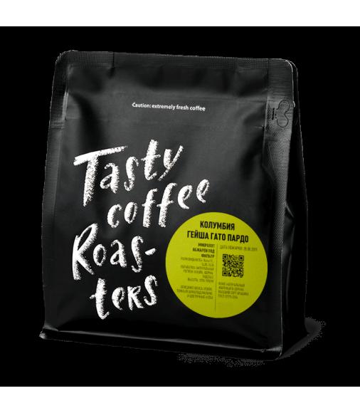 Купить Колумбия Гейша Ла Негрита в Интернет-магазин кофе и чая TastyCoffeeSale.KZ в Казахстане.