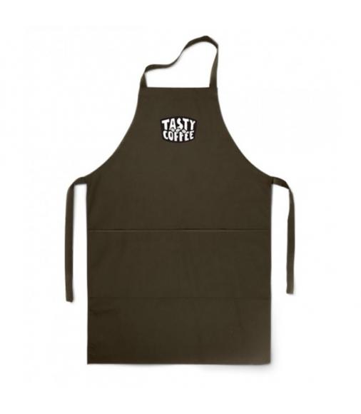 Купить Фартук для бариста на лямке в Интернет-магазин кофе и чая TastyCoffeeSale.KZ в Казахстане.